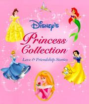 Cover of: Disney's princess collection