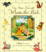 Cover of: Once upon a time with Winnie the Pooh