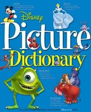 Cover of: Disney picture dictionary