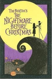 Cover of: Tim Burton's the Nightmare Before Christmas