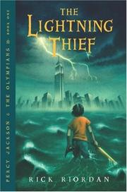 Cover of: The Lightning Thief (Percy Jackson and the Olympians, Book 1)