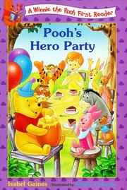 Cover of: Pooh's hero party