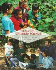 Cover of: Teaching children science |