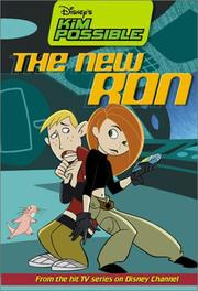 Cover of: The New Ron (Disney's Kim Possible #2) | Kiki Thorpe