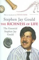 Cover of: The richness of life