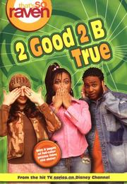 2 Good 2 B True (Thats So Raven #6)