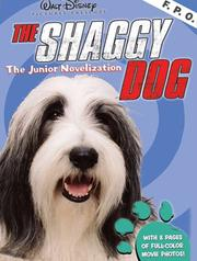 Cover of: Shaggy Dog, The (Junior Novelization)