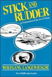 Cover of: Stick and Rudder | Wolfgang Langewiesche