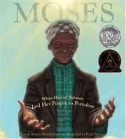 Cover of: Moses (Caldecott Honor Book)