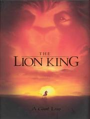 Cover of: Lion King, The | Don Hahn