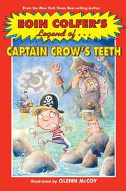 Cover of: Eoin Colfer's Legend of Captain Crow's Teeth