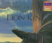 Cover of: The art of The Lion King