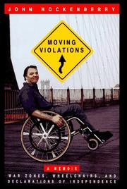 Cover of: Moving Violations