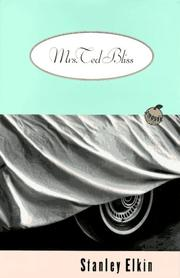 Cover of: Mrs. Ted Bliss