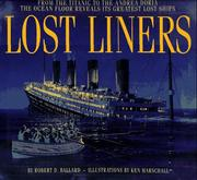 Cover of: Lost liners