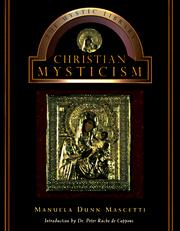 Cover of: Christian mysticism