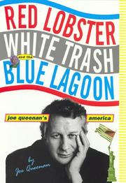 Cover of: Red Lobster, White Trash, & the Blue Lagoon: JOE QUEENAN'S AMERICA
