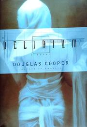 Cover of: Delirium | Douglas Cooper