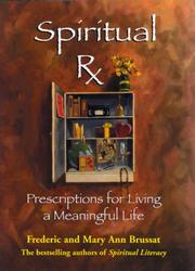 Cover of: SPIRITUAL RX