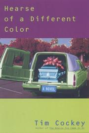 Cover of: Hearse of a different color | Tim Cockey