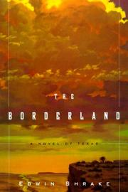 Cover of: The borderland
