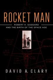 Cover of: Rocket Man by David A. Clary