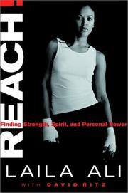 Cover of: Reach!: Finding Strength, Spirit, and Personal Power