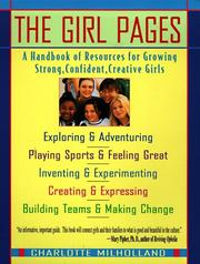 Cover of: Girl Pages