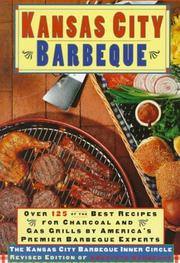 Cover of: Kansas City barbeque
