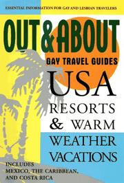 Cover of: USA resorts and warm weather vacations