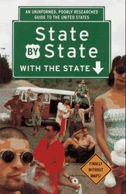 Cover of: State by state with the State