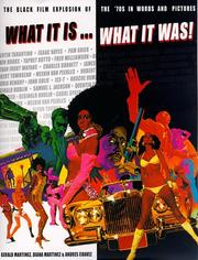 Cover of: What it is, what it was!