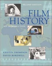 Cover of: Film history