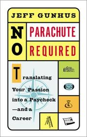 Cover of: No Parachute Required | Jeff Gunhus