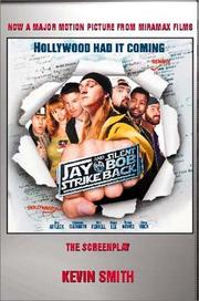Cover of: Jay and Silent Bob Strike Back | Kevin Smith