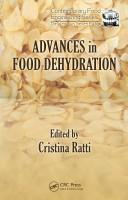 Cover of: Advances in food dehydration |