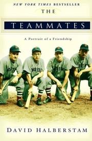 Cover of: The Teammates: A Portrait of a Friendship