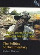 Cover of: The politics of documentary