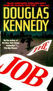 Cover of: The Job | Douglas Kennedy