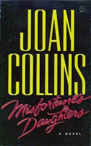 Cover of: MISFORTUNE'S DAUGHTERS | Joan Collins
