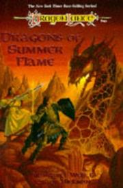 Cover of: Dragons of summer flame