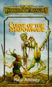 Cover of: Curse of the shadowmage