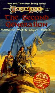Cover of: The Second Generation (Dragonlance) | Margaret Weis