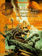 Cover of: Defilers and Preservers | Nicky Rea