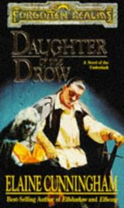Cover of: Daughter of the Drow