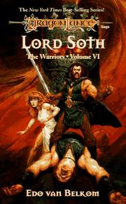 Cover of: Lord Soth (Dragonlance Warriors, Vol. 6)