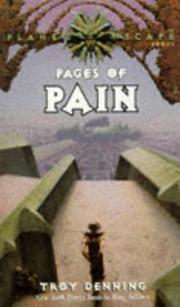 Cover of: Pages of Pain (Planescape)