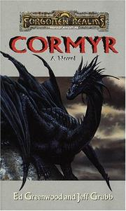 Cover of: Cormyr | Ed Greenwood
