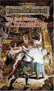 Cover of: The Lost Library of Cormanthyr