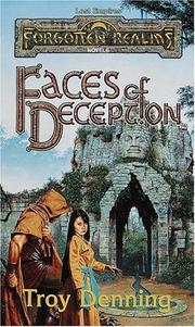 Cover of: Faces of Deception (Forgotten Realms: Lost Empires, Book 2))